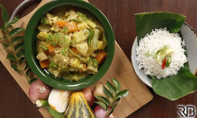 Avial (Kerala Mix Vegetable Curry) Recipe - Ranveer Brar