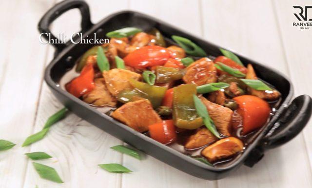 Chilli Chicken Recipe - Ranveer Brar